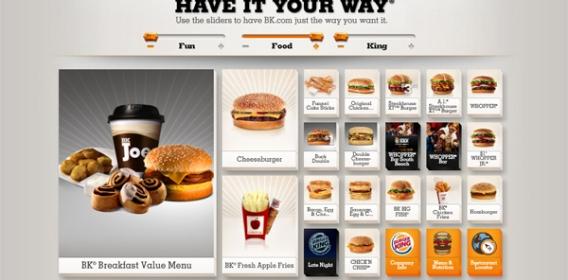 10 Appetizing Restaurant Websites