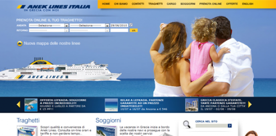 13 Stunning Ferry Websites To Send You Overboard