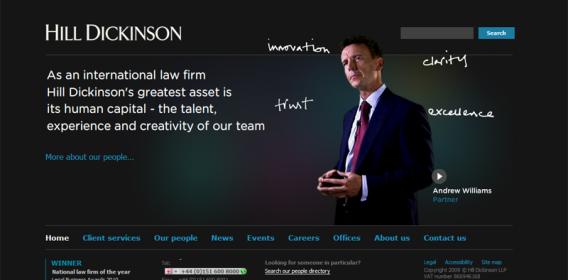 10 Professional Legal Websites