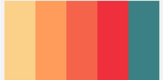 La scelta dei Colori: quale Palette?