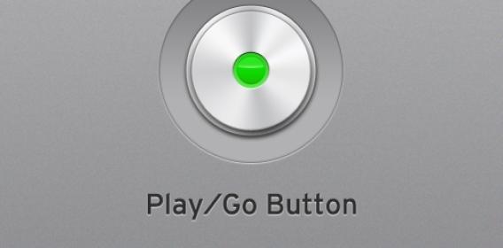 [Freebie] Play/Go Button