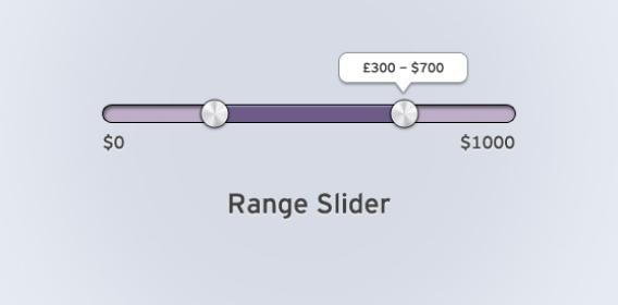 [Freebie] Range Slider