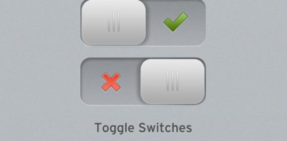 [Freebie] Beautiful Switches