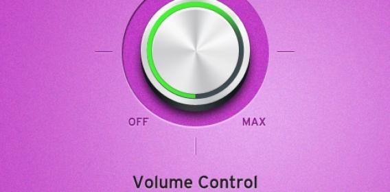 [Freebie] Volume Control