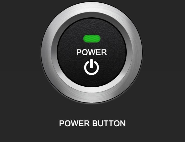 [Freebie] Power Button