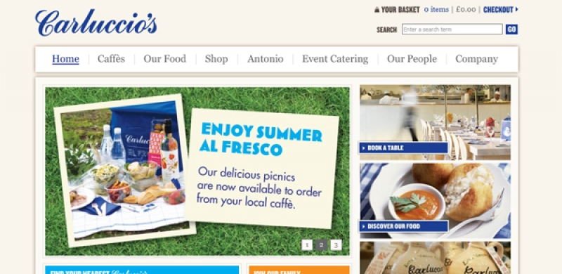 15 Restaurant Website Designs