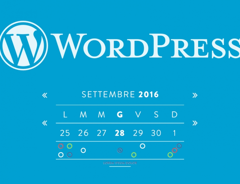 Create a Weekly view custom Calendar in WordPress