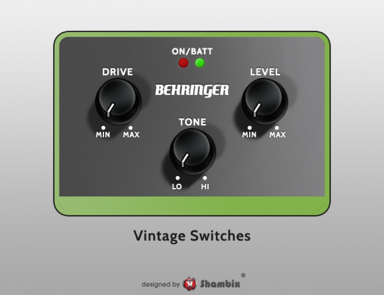 [Freebie] Vintage Switches