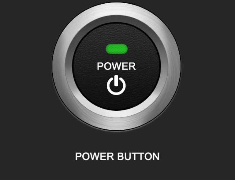 [Freebie] Power Button