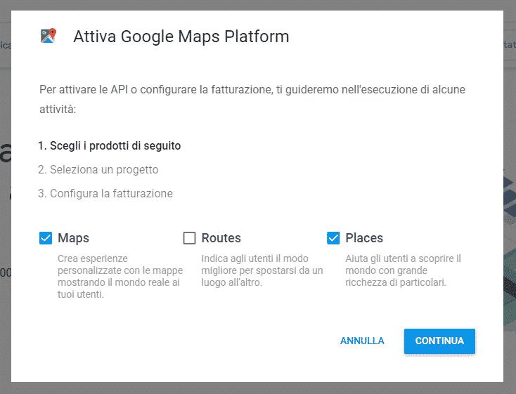 google maps, GUIDA: Come far funzionare Google Maps sul tuo sito, Shambix